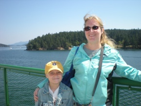 8/10 Recession Travel: Day 1, San Juan Islands