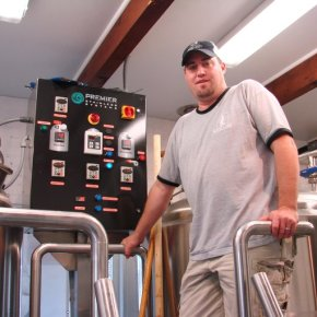 Countdown to NYC Beer Week: Nano-Beer Vegetarian Nonsense™ Brewer Mike Philbrick of Port Jeff Brewing Co.
