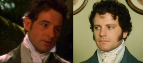Literary Boyfriends Round 2: Battle of the Austen Heroes