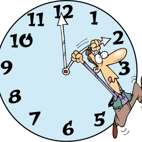 Time Is Not On My Side: Losing More than anHour