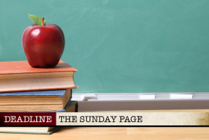 Teacher Sunday Page